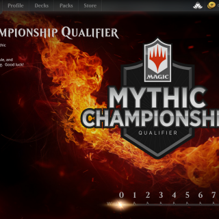 Mythic Championship Qualifier Event