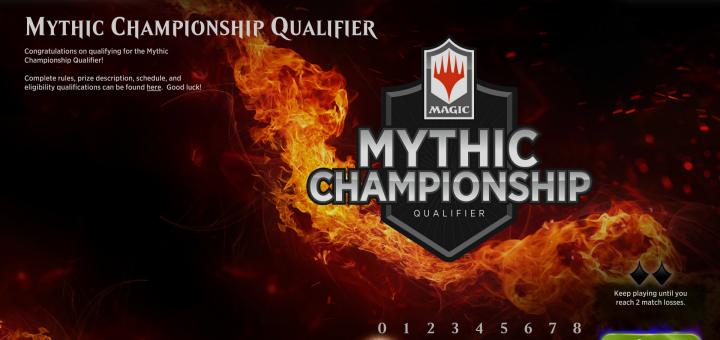 Mythic Championship III Qualifier Weekend • MTG Arena Zone