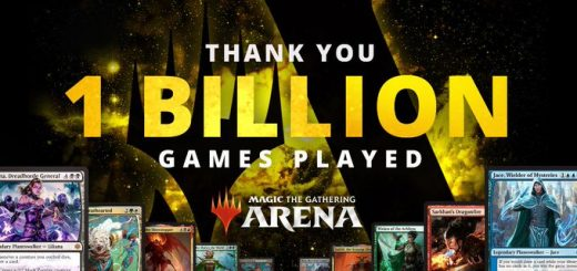 MTG Arena One Billion Games Played
