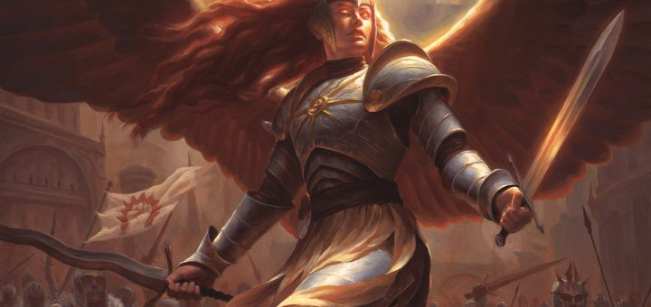 Aurelia-Exemplar-of-Justice-Guilds-of-Ravnica-MtG-Art-By-Chris-Rahn