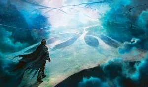 Omniscience Art by Jason Chan