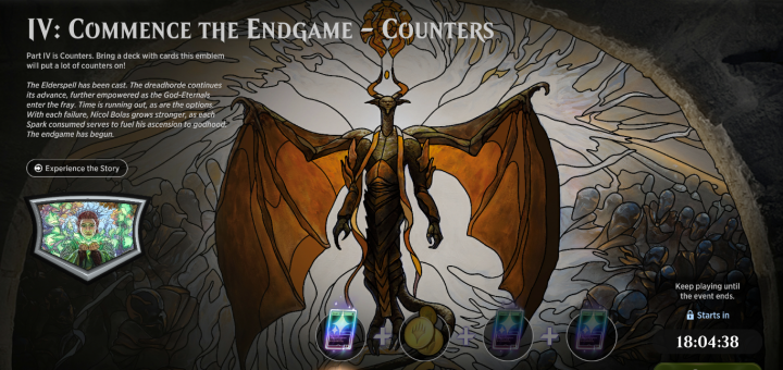 Guide to Part IV: Commence the Endgame - Counters • MTG Arena Zone