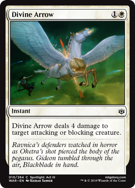 war-010-divine-arrow
