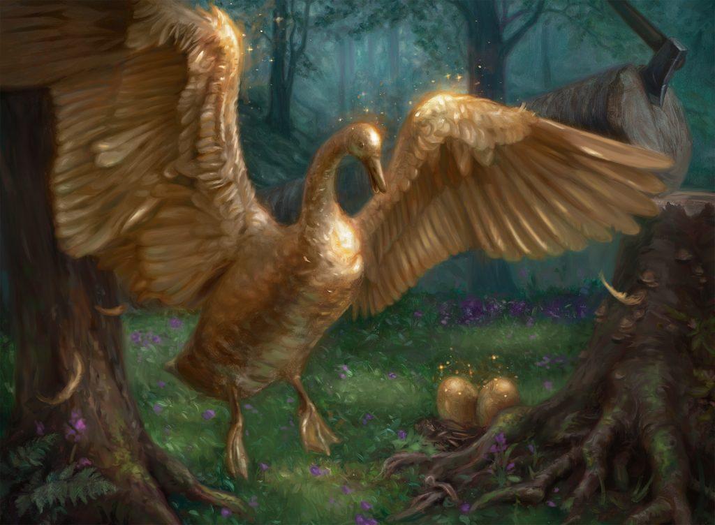 gilded-goose-eld-mtg-art-lindsey-look