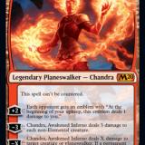 Chandra, Awakened Inferno Brawl Deck