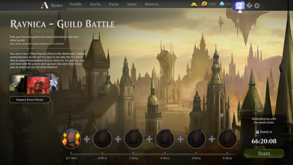 Ravnica - Guild Battle