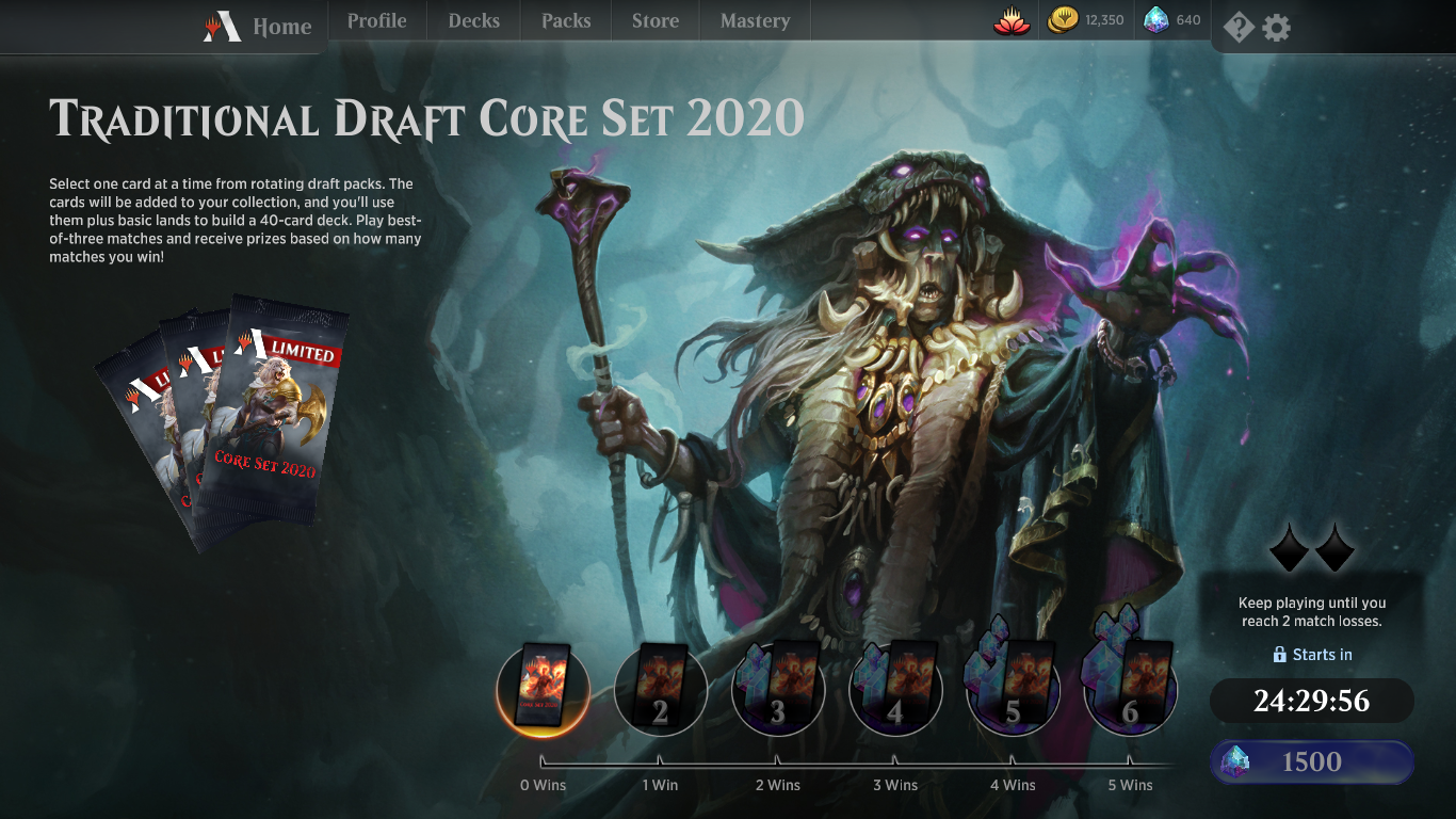 Core Set 2020 Draft Guide • MTG Arena Zone