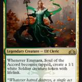 Emmara, Soul of the Accord Brawl Deck