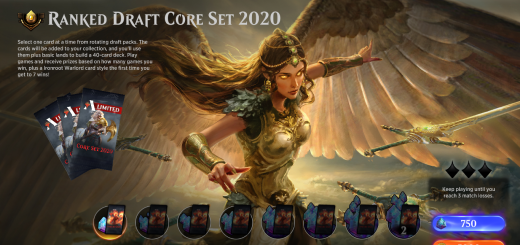Ranked Draft Core Set 2020