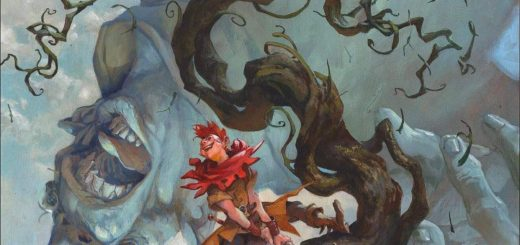 Giant-Killer-Throne-of-Eldraine-MtG-Art