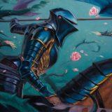 Golgari Knights Adventures by littlebeep - #4 Mythic - Throne of Eldraine Season 2