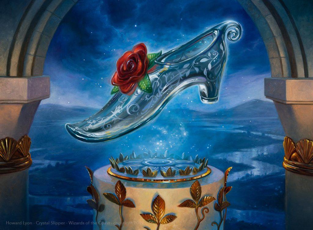 crystal-slipper-throne-of-eldraine-full-art-by-howard-lyon