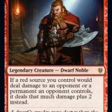 Torbran, Thane of Red Fell Brawl Deck