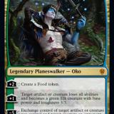 Oko, Thief of Crowns Brawl Deck