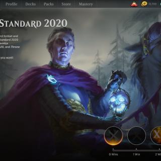 Ranked Standard 2020