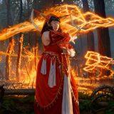 Izzet Pyromancer by Elseleth - Twitch Rivals
