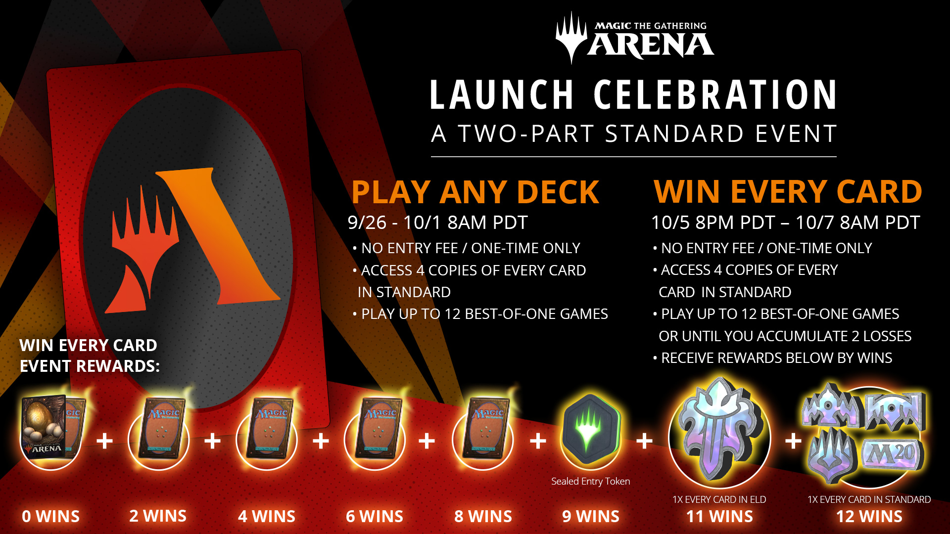 Brawl Launch Celebration Event Guide and Decklists • MTG
