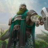 Mono Green Stompy by von_tweetenbach - 93% Mythic - Throne of Eldraine Season 2