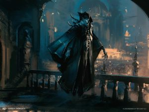 Nightveil-Predator-Guilds-of-Ravnica-MtG-Art