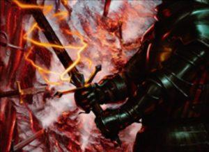 Mardu Knights by Ken Yukuhiro - Mythic Championship V