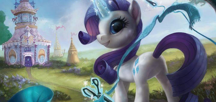 rarity-my-little-ponies-art
