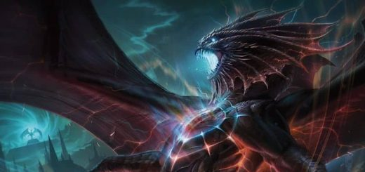 niv-mizzet-reborn-war-of-the-spark-art-raymond-swanland