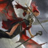 Historic Mardu Angels by Hanayama_Sana - #67 Mythic – Throne of Eldraine Season 3